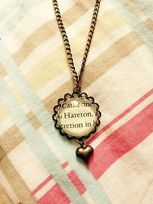 wuthering heights necklace