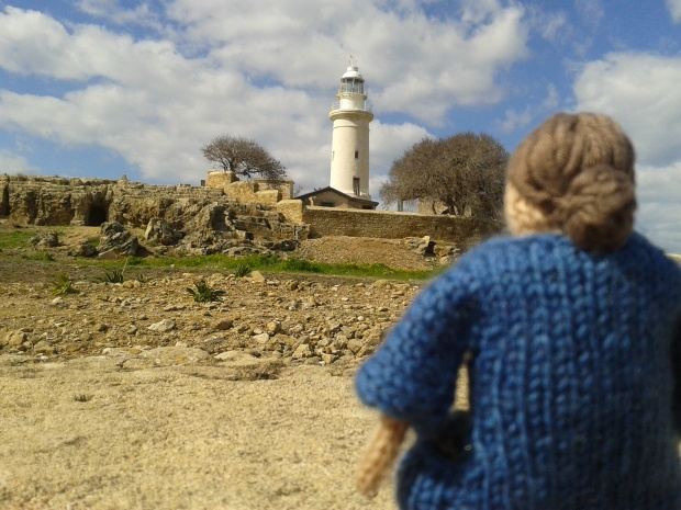 Maybe if the weather's fine tomorrow, we can go to the Lighthouse.