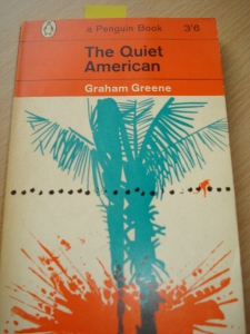 graham green the quiet american