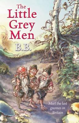 B.B. Little Grey men, the last gnomes in Britain