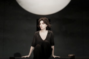 Antigone Sophocles Theban plays Juliette Binoche Barbican BBC4