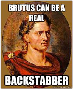 Brutus Julius Caesar shakespeare