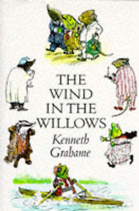 wind in the willows Kenneth graham
