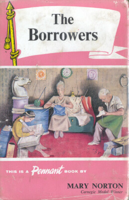 The borrowers, Mary Norton