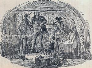 Charles Dickens, David Copperfield, Mr Peggotty