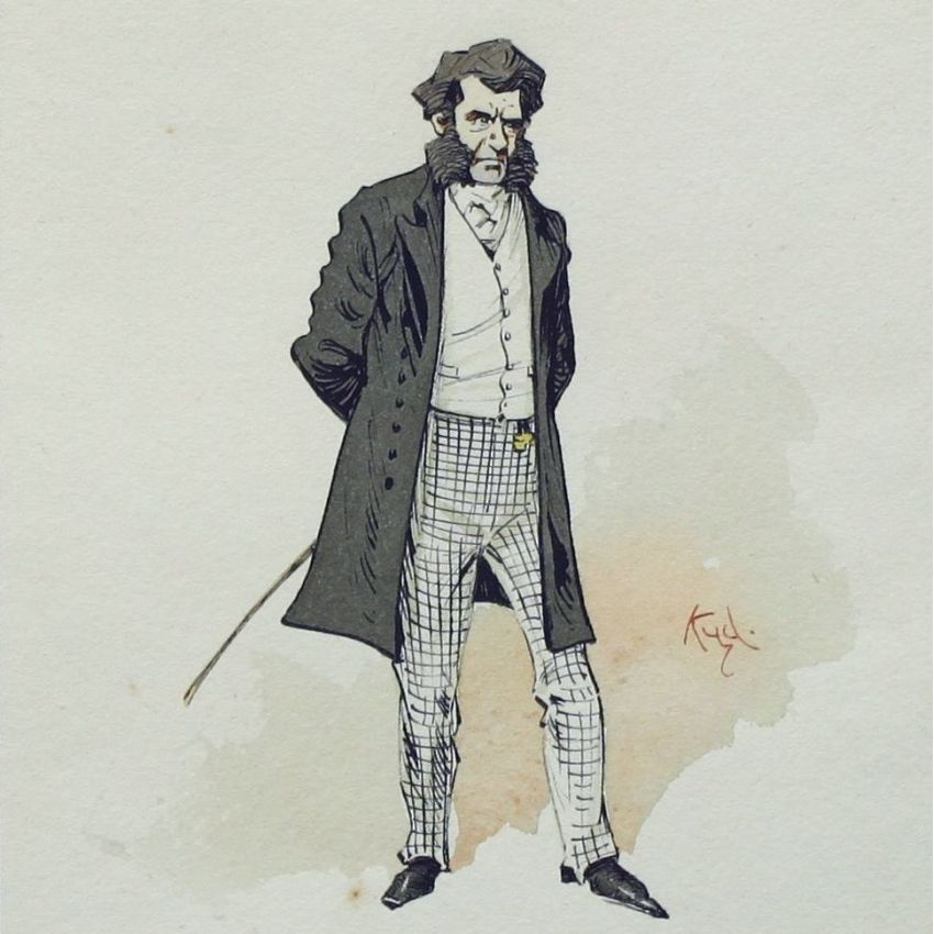 david copperfield character sketch mr In the beginning of the novel when he is flattering to clara he seems much more nice and caring he generously takes david on a horseback ride.