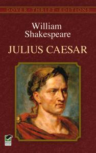 Julius caesar, shakespeare,