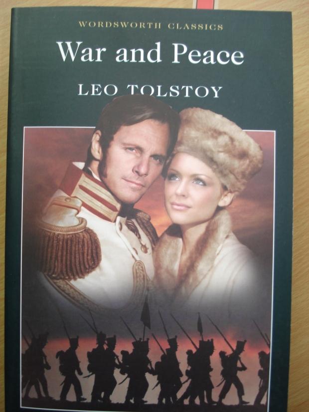 war and peace tacky