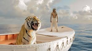 the life of pi, yann martel, richard parker