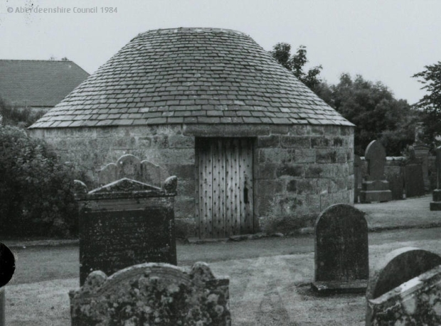 Udny Mort House. This is not far from me, if you decide to visit, feel free to drop in for tea.