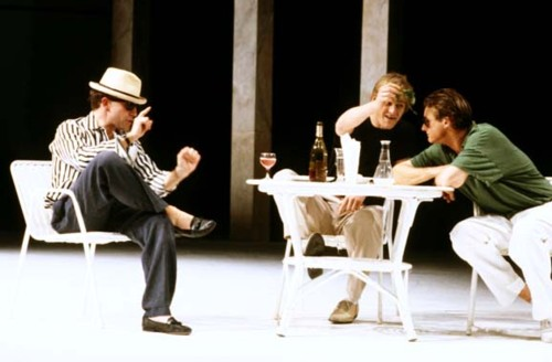 Michael Kitchen as Mercutio RSC Romeo and Juliet Michael Bogdanov shakespeare