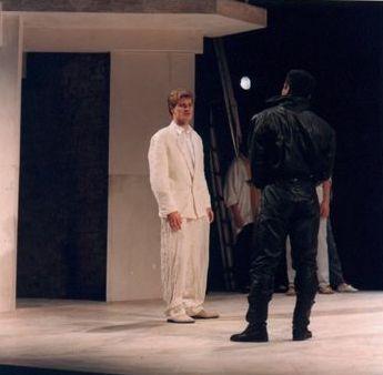 Michael bogdanov's Romeo and Juliet sean bean RSC Niamh Cusack, Shakespeare