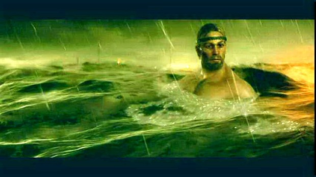 beowulf swimming