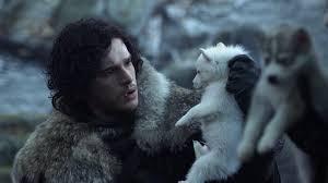 Telemachus or Jon Snow