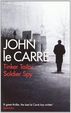 Tinker, Tailor, Soldier, Spy, John Le Carre
