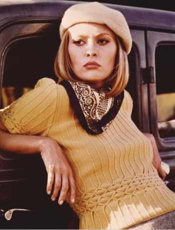 Faye Dunaway Bonnie and Clyde