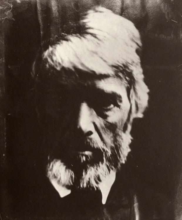Juia margaret Cameron Thomas Carlyle