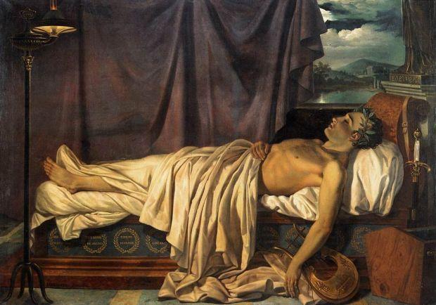 byron death