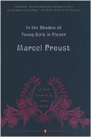 proust I the shadow of young girls in flower