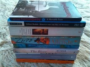 Narberth book haul