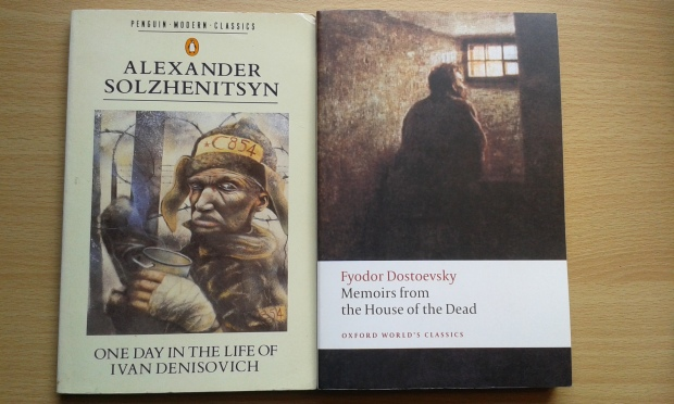 russian prison novels