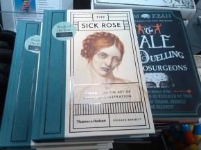 The Sick Rose, Richard Barnett