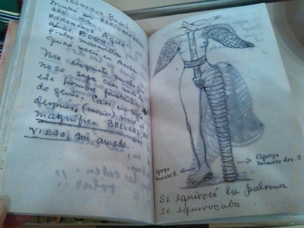 Frida Kahlo's diary