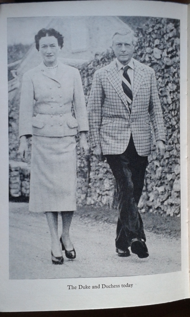 If this is how Edward and Wallis really look today, a better embalmer than me had a hand in it.