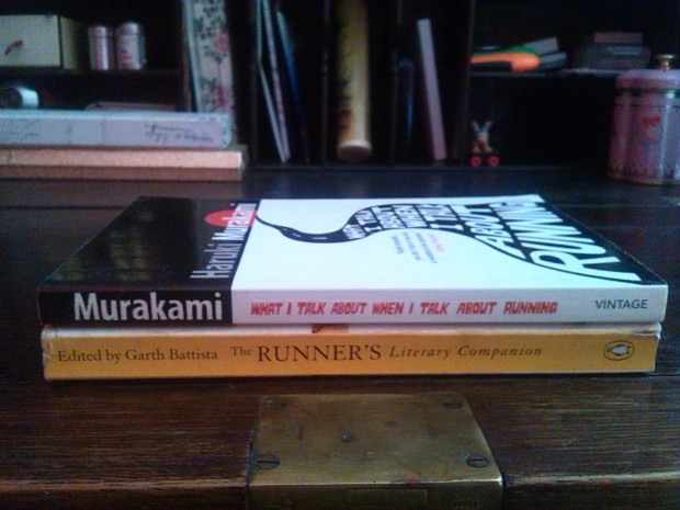 murakami 'what I talk about when I talk about running