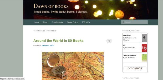 dawn of books