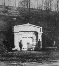 Postburial-tomb