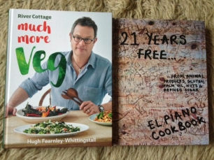 xmas cookbooks
